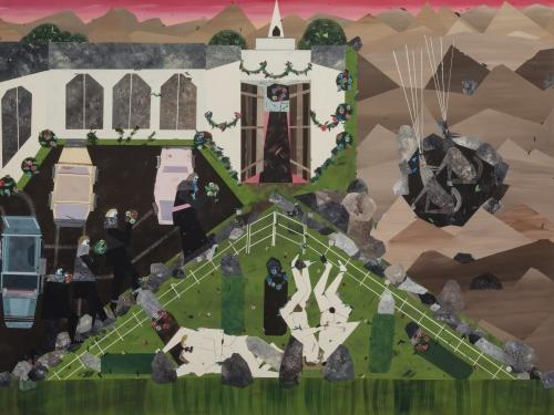 The Acrylic Narratives of Andrea Joyce Heimer