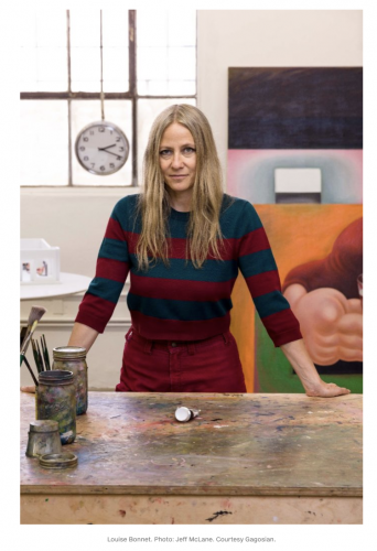 Swiss Painter Louise Bonnet on the Lure of Ugliness and How Horror Films Inspire Her Work