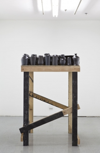 Kahlil Robert Irving is included in a group exhibition at the Craft and Folk Art Museum (CAFAM), Los Angeles, January 28–May 6