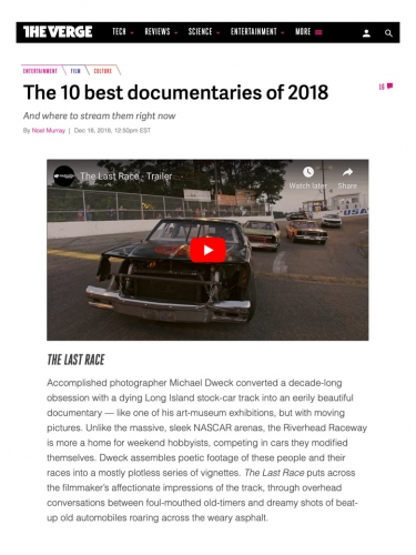 The 10 best documentaries of 2018