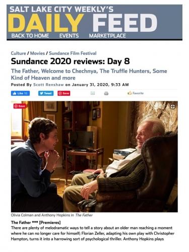 Sundance 2020 reviews: Day 8