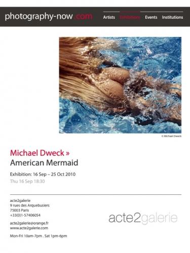 Michael Dweck American Mermaid