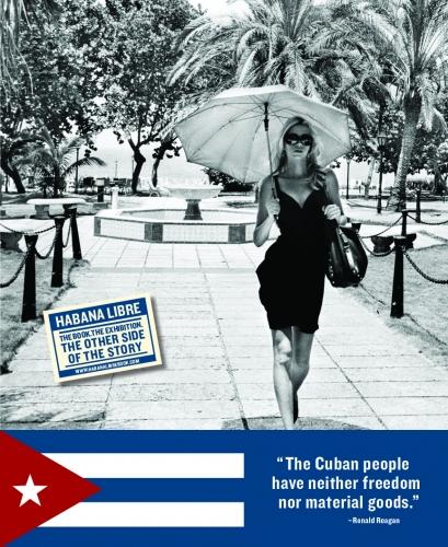 Habana Libre - Book Launch Poster 2