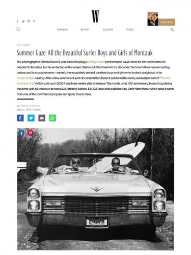 Summer Gaze: All the Beautiful Surfer Boys and Girls of Montauk