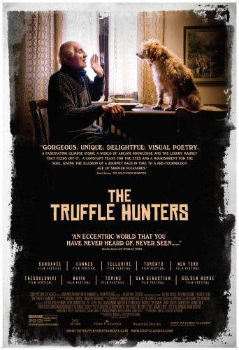 The Truffle Hunters - official poster