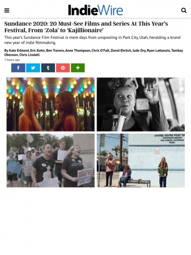 Sundance 2020: 20 Must-See Films