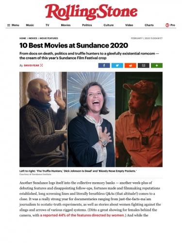 10 Best Movies at Sundance 2020