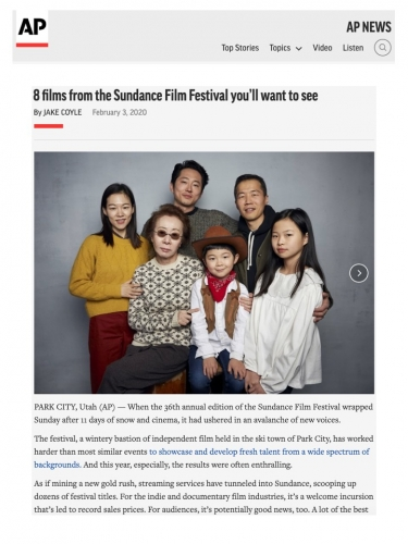 8 films from the Sundance Film Festival you'll want to see