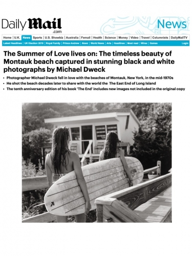 The Summer of Love lives on: The timeless beauty of Montauk