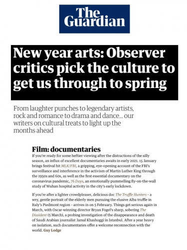 New year arts: Observer critics pick the culture to get us through to spring