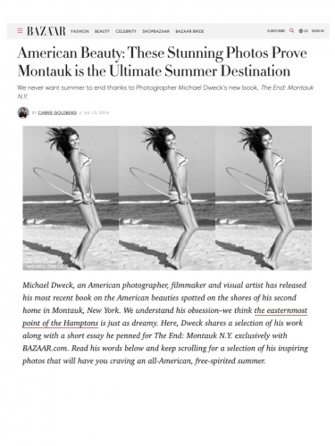 American Beauty: These Stunning Photos Prove Montauk is the Ultimate Summer Destination