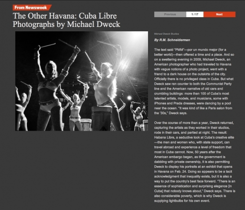 The Other Havana: Cuba Libre Photographs by Michael Dweck