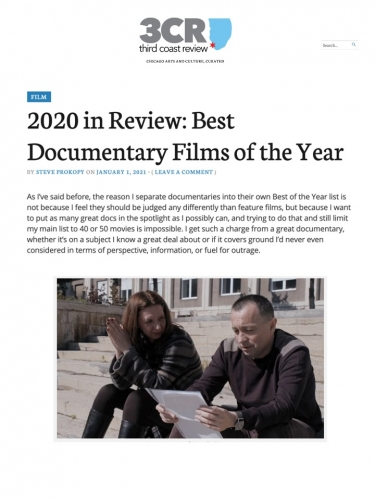 2020 in Review: Best Documentary Films of the Year