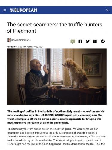 The secret searchers: the truffle hunters of Piedmont