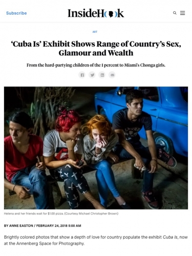 """Cuba Is"" Exhibit"