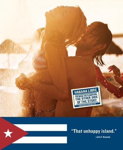 Habana Libre - Book Launch Poster 1