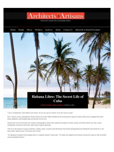 Habana Libre: The Secret Life of Cuba