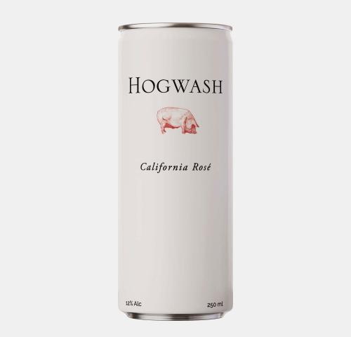 Case of Hogwash Cans