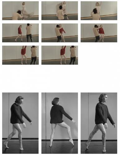Collier Schorr Learns How to Dance