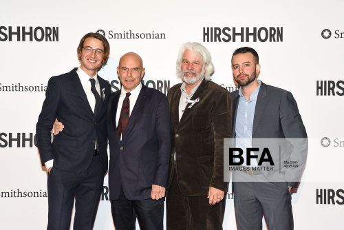 "Erik Lindman Artist Honoree at the 2019 Hirshhorn New York Gala ""Artist x Artist"""