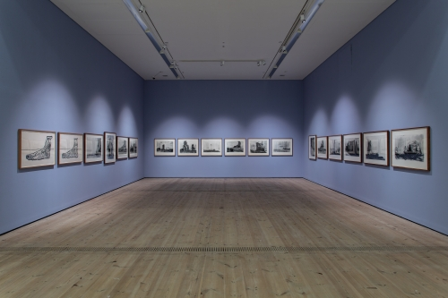 Peter Blum Edition by Huma Bhaba on view at BALTIC Centre for Contemporary Art, United Kingdom