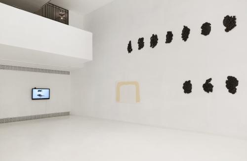 Esther Kläs at the Center for Contemporary Art Tel Aviv, Israel