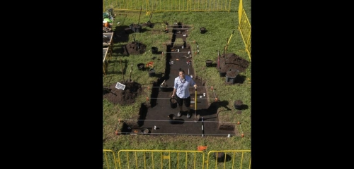 Nicholas Galanin virtual lecture at Cornell University, New York