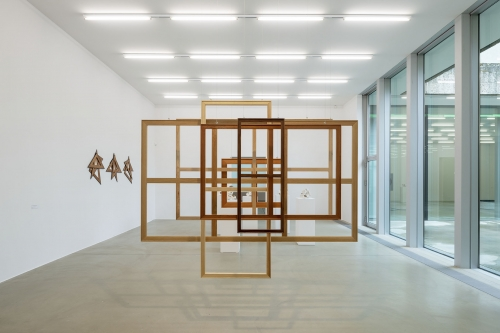 "Su-Mei Tse's international solo exhibition ""NESTED"" at the Aargauer Kunsthaus, Switzerland"