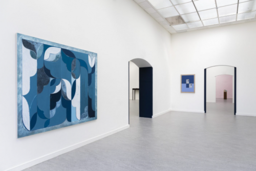 """Kamrooz Aram in """"Lives of Forms"""" at Z33 House for Contemporary Art, Design & Architecture, Belgium"""