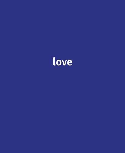 "Book Release: ""Luisa Rabbia: Love"" 2018"