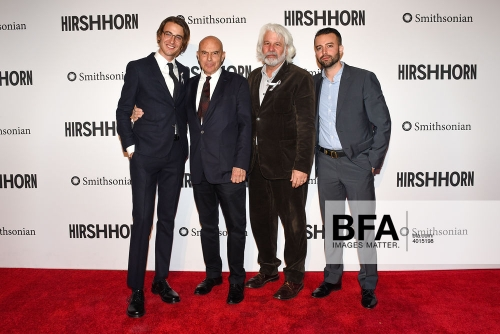 "John Zurier Honoree at the 2019 Hirshhorn New York Gala ""Artist x Artist"""