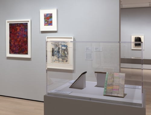 Sonja Sekula at the Museum of Modern Art, New York