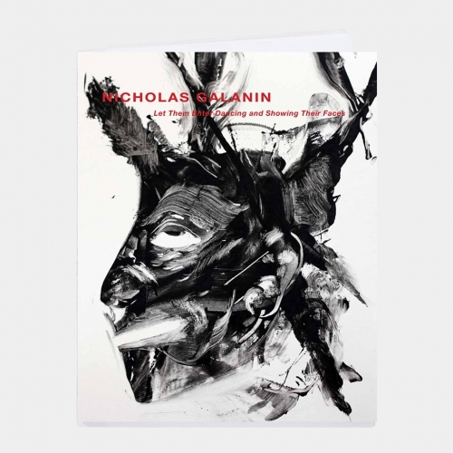 Second Edition of Nicholas Galanin's monograph featuring images from his inaugural exhibition at Peter Blum Gallery