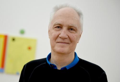 David Reed receives Eliot Award, 2020
