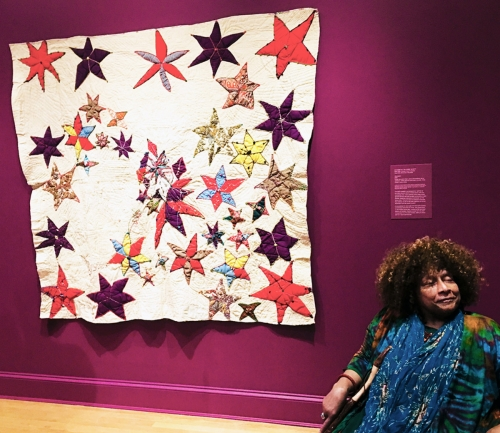 Joyce J. Scott at the Baltimore Museum of Art, Maryland