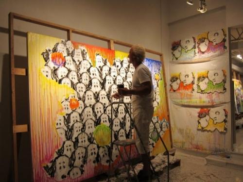 In the Studio with Tom Everhart