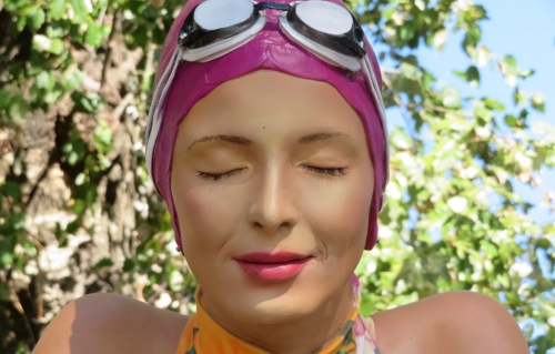 Chase Contemporary Presents Carole Feuerman 50 Years Of Looking Good