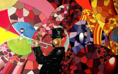 Sonoma Valley Museum receives NEA grant for spray-paint artist Chor Boogie