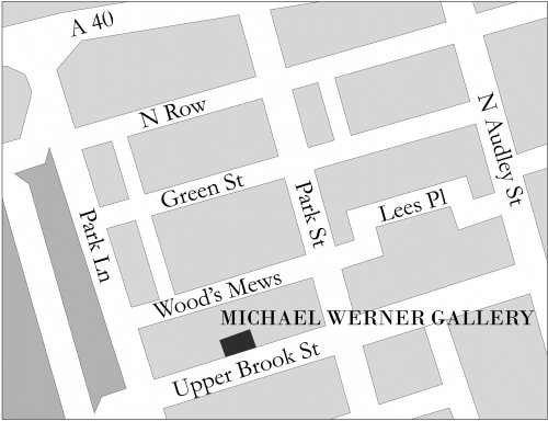 Michael Werner London
