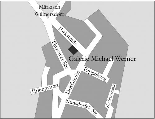 Galerie Michael Werner