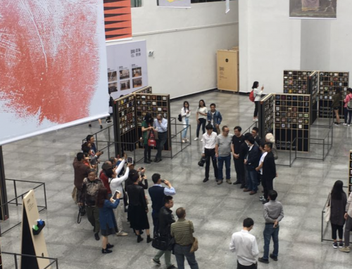 Luciano Benetton Presents Art Collection in China