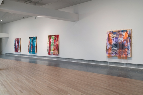Tomashi Jackson: Love Rollercoaster at the Wexner Center for the Arts
