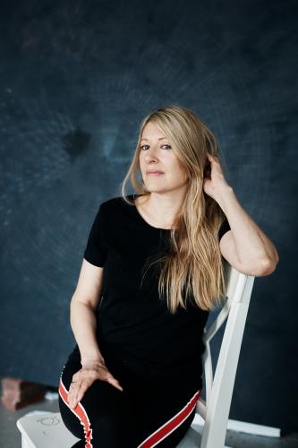 Amy Myers, Artist Portrait