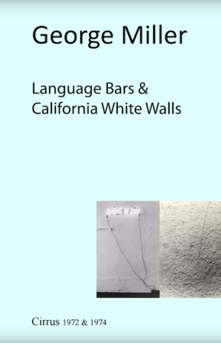 Language Bars & California White Walls