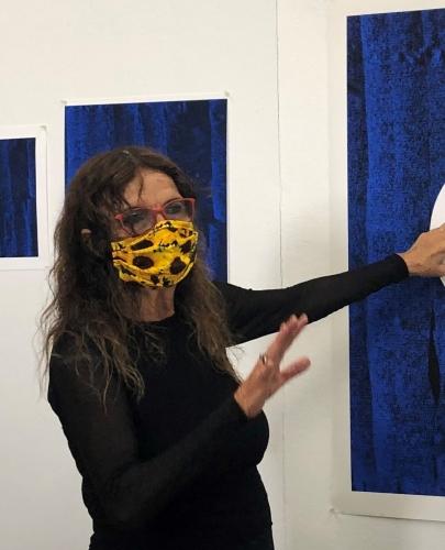 Michael Kohn in Conversation with Lita Albuquerque