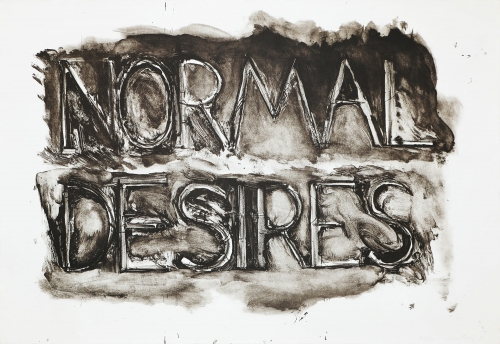 Bruce Nauman, Normal Desires, 1973