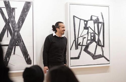 Portrait of Rodrigo Valenzuela