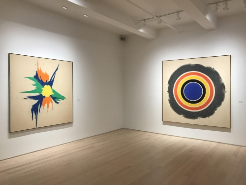 Circling Back to Kenneth Noland