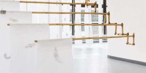 Mariana Castillo Deball participa en Galerie Wedding en Berlín con su exposición Pleasures of Association, and Poissons, Such as Love