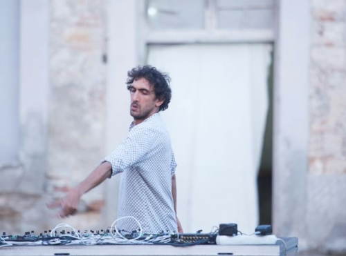 prensa: tarek atoui's sonic environments